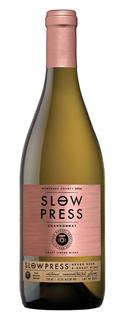 Slow Press Chardonnay 2014 750ml